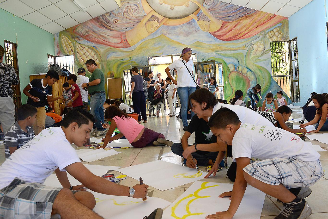 Nicaragua: Einfach Kind sein dürfen - Dreikönigsaktion, Hilfswerk ...